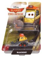 Disney Pixar Planes Fire & Rescue Diecast Pitty Vehicle - Blackout